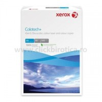 Hartie XEROX Colotech+ A4, 100g/mp, 500 coli/top