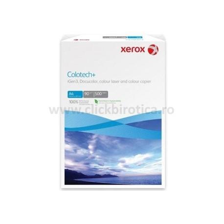 Hartie XEROX Colotech+ A4, 100g/mp, 500 coli/top