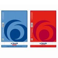 Rezerve caiet mecanic A4 100 file x.book, Herlitz