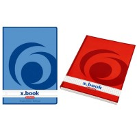 Rezerve caiet mecanic A5 100 file x.book, Herlitz