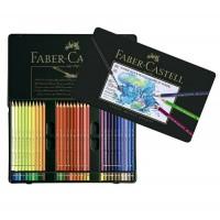 Creioane colorate acuarela A.Durer 60 buc.,  Faber-Castell