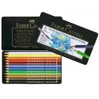 Creioane colorate acuarela A.Durer 12 buc.,  Faber-Castell
