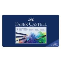 Creioane colorate acuarela Art Grip 36 culori,  Faber-Castell