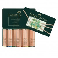 Creioane color Pastel Pitt 36 culori Faber-Castell