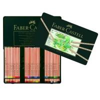 Creioane color Pastel Pitt 60 culori Faber-Castell