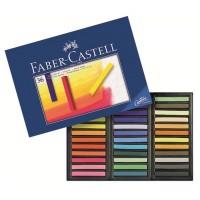 Creioane color Pastel Soft 36 culori Faber-Castell
