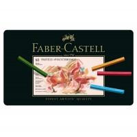 Creioane Pastel Polychromos 60 culori Faber-Castell