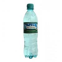 Apa minerala plata 0,5 litri, 12 buc./bax, Bucovina