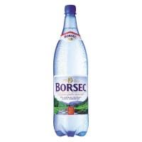 Apa minerala carbogazoasa 1,5 litri, 6 buc./bax, Borsec