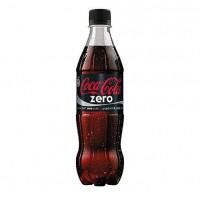 Coca Cola Zero 500ml, bax 12 sticle