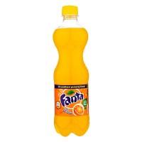 Fanta portocale 500ml, bax 12 sticle