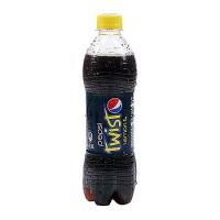 Pepsi Twist Lemon 500ml, bax 12 sticle