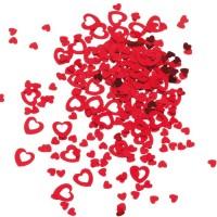 Confeti inimi rosii 14g, Herlitz