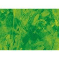 Hartie impachetat verde 2m x 70cm, Herlitz