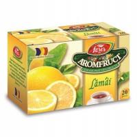 Ceai lamaie 20 plicuri/cutie Aromfruct Fares