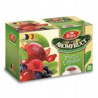 Ceai fructele Carpatilor 20 plicuri/cutie Aromfruct Fares