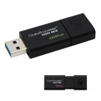 USB flash drive Kingston Data Traveler 100, 128 GB, USB 3.0