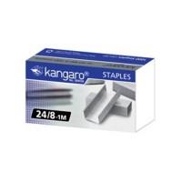 Capse 24/8, 1000 buc./cut., Kangaro