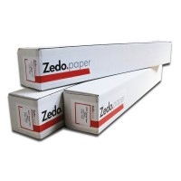 Rola hartie plotter A2, inkjet extra, 420mm x 50m, 90g/mp, Zedo