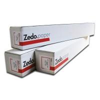 Rola hartie plotter A1+, Premium, 610 mm x 50 m, 120g/mp, Zedo