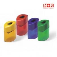 Ascutitoare dubla cu container Eliptic, M+R
