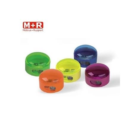Ascutitoare metalica dubla cu container Top Duo, M+R