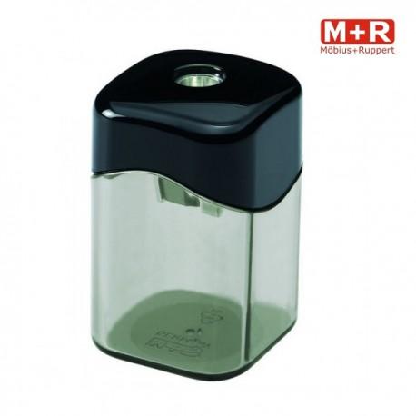 Ascutitoare metalica cu container Quattro Swing, M+R