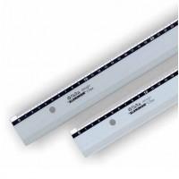 Rigla aluminiu 100 cm, FARA Design