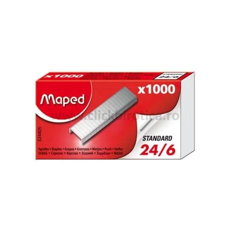 Capse 24/6, 1000 buc./cut., Maped