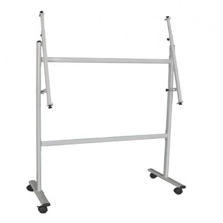 Stand metalic mobil pentru table, Optima