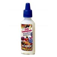 Lipici Acrilex pentru margele, 20 g