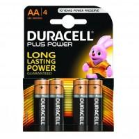 Baterii Duracell tip AA, set 4