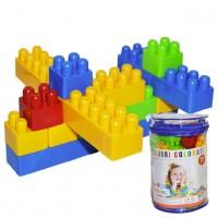 Cuburi set 36 piese, Roben Toys