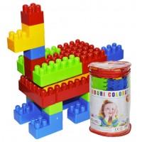 Cuburi set 65 piese, Roben Toys