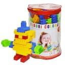 Cuburi set 130 piese, Roben Toys