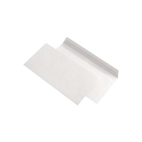 Plic DL alb siliconic, 50 buc./set