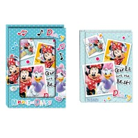 Agenda jurnal cu lacatel Minnie, Starpak
