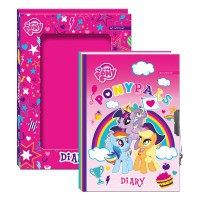 Agenda jurnal cu lacatel My Little Pony, Starpak