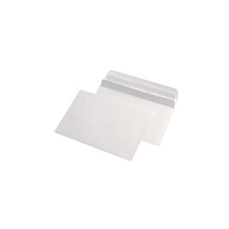Plic C6 alb gumat, 50 buc./set