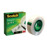 Banda adeziva Scotch Magim 19mm x 33m, 3M