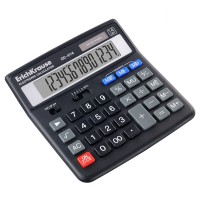 Calculator de birou 14 digiti ErichKrause DC-414
