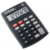 Calculator de buzunar 8 digiti ErichKrause PC-121