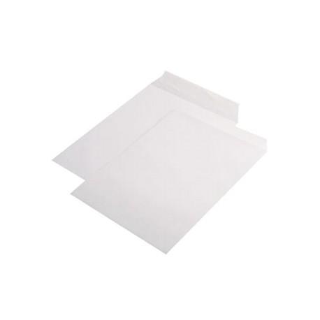 Plic C4  alb gumat, 50 buc./set
