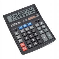 Calculator de birou 16 digiti ErichKrause DC-777-16N