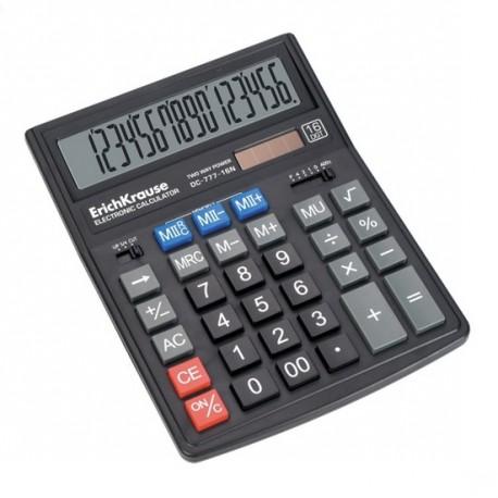 Calculator Birou ErichKrause Dc-777-16N 16dig
