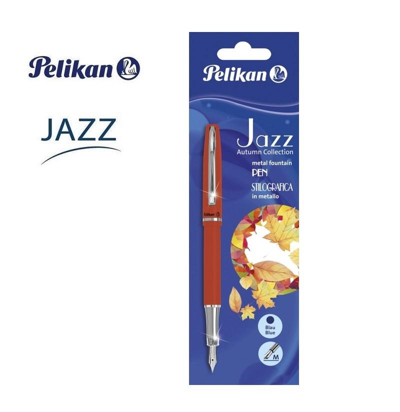 Stilou Pelikan Jazz Autumn Collection blister rou