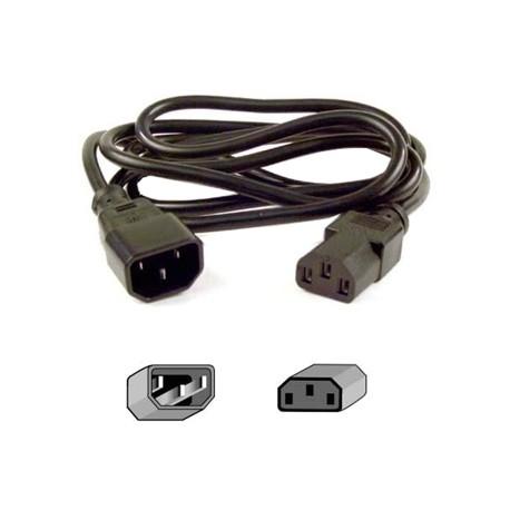 Cablu alimentare prelungitor (PC-monitor, UPS) 1,8m