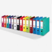 Biblioraft plastifiat 7,5 cm Esselte No. 1 Power