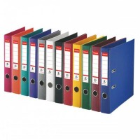 Biblioraft plastifiat 5 cm Esselte No. 1 Power