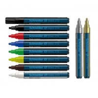 Marker cu vopsea 1-3 mm, Schneider Maxx 270